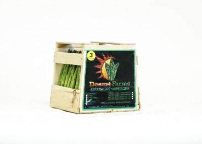 asparagus in our box